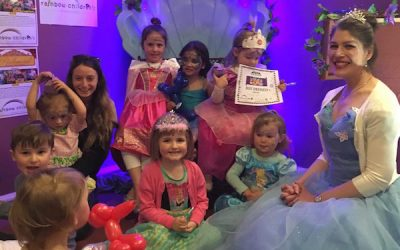 5 Tips for Planning a Princess Party!